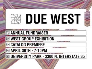 Due West_Big Medium_West Austin Studio Tour_2015