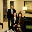 News, Marvy Finger, Elaine Finger, Sarah Rothenberg, Da Camera, February 2014