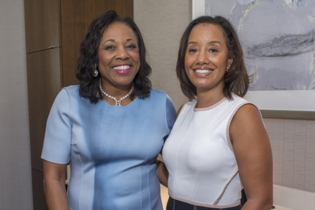 Houston, DePelchin Children's Center Families for Kids Luncheon, May 2016, Vanessa Gilmore, Arvia Few