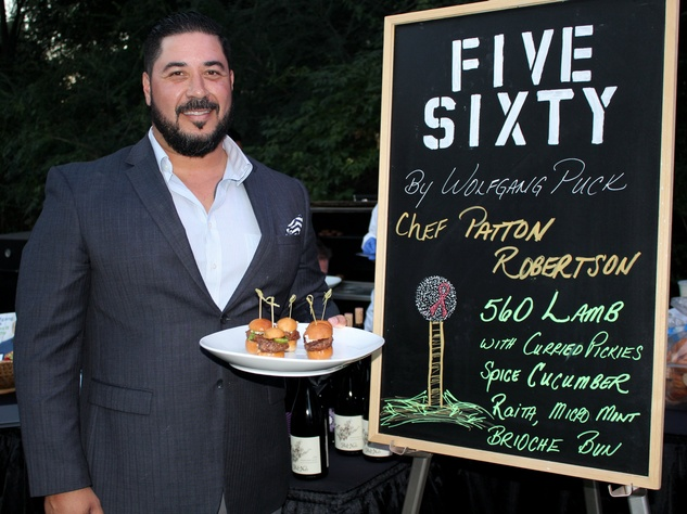 Five Sixty by Wolfgang Puck, Burgers & Burgundy
