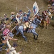 Battle of San Jacinto diorama at Bryan Museum in Galveston