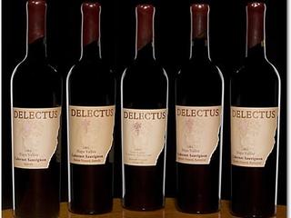 Delectus Wine Dinner with Winemaker Gerhard Reisacher