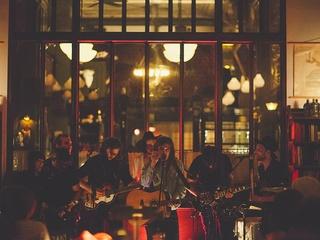 New Zealand band Streets of Laredo