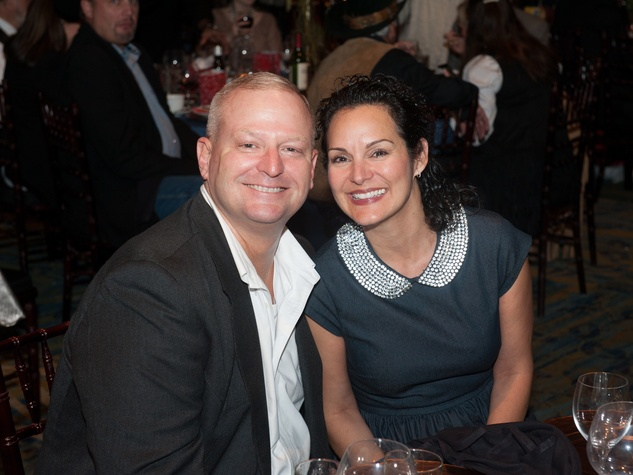 Northwest Assistance Ministries gala Brian and Lauren Temple