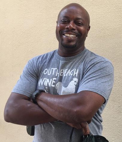 Rodney Scott barbecue pitmaster