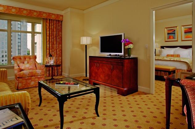 Suite at Ritz-Carlton, Dallas