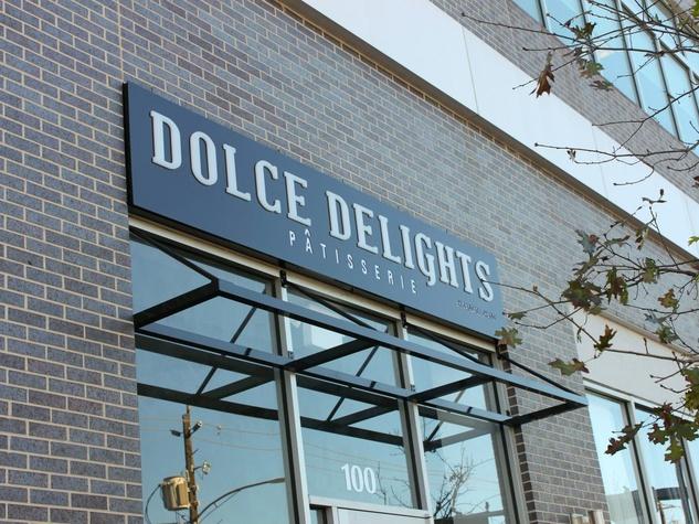 Dolce Delights, storefront