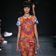 Vivienne Tam look 11 Houston collection