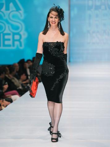 60 Fashion Houston Night 1 November 2014 Little Black Dress designers Beth Muecke