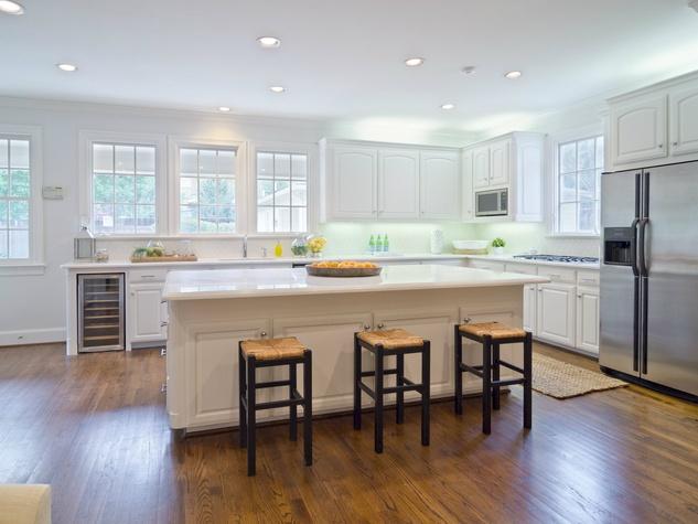 Kitchen at 3716 Marquette in Dallas