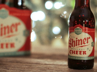 Shiner Cheer beer