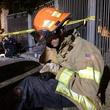 Austin Fire Department cat rescue