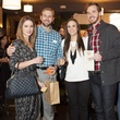 Erin Adolph, John Adolph, Ally Wallis, Daniel Muirhead, CultureMap Social ILUME