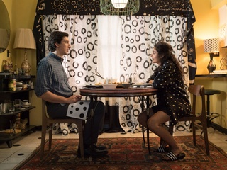 Adam Driver and Golshifteh Farahani in Paterson