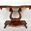 Federal marble-top table from Everything But The House