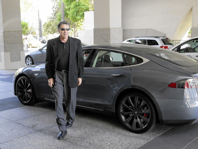 Rick Perry in California 2014 wearing slick suit