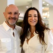 Mr. and Mrs. Guillaume Garrigue, TROA Elements event