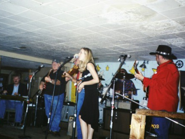Brennen Leigh Broken Spoke 2003