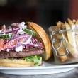Craft Burger truck James Beard blended burger