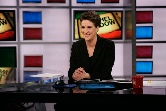 Austin_Photo: News__Rachel Maddow_August 2011