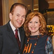 Hans and Nancy Strohmer at the Passion for Fashion kickoff December 2013