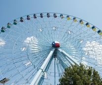 State Fair Texas Star Ferris wheel