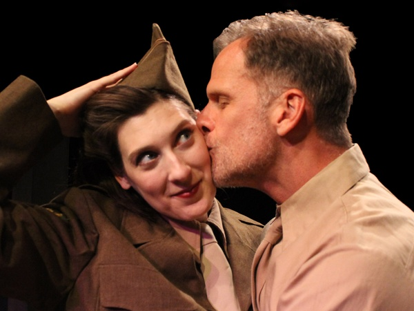 Nancy, Love and War, November 2012, Annabelle Jones (Elissa Levitt), Joe Rogers (Joe Kirkendall)