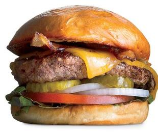 Hopdoddy Burger Bar Classic Burger