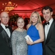 News, Shelby, Good Samaritan Pearl Ball, Feb. 2015, Chris and Jenny Johnson and Julie and Drew Suddut