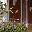 new for spring gardens MacKenzie-Childs March 2015 Frog Plant Hanger