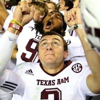Texas A&M Alabama Manziel