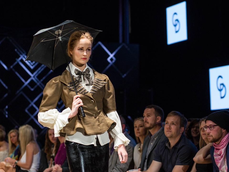 Fashion X Austin Austin Fashion Week AFW Stars Gunnar Deatherage