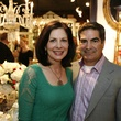7 Jeanne and James Ruberti at Events' Shop With Heart Card launch party April 2014