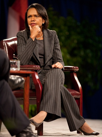 Condoleezza Rice dishes on Bush, Putin & what it was like to be Gad... - CultureMap Houston