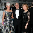 Christen Wilson, Jeremy Strick, Wendy Strick at Art Ball 2014
