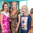 3 Ileana Trevino, from left, Alice Mosing and Diane Lokey Farb at the Memorial Hermann Razzle Dazzle luncheon October 2014