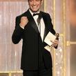 News_Golden Globes_January 2012_fashion_Jean Dujardin