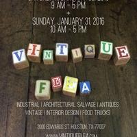 Vintique Flea: Winter Edition