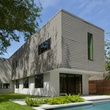 AIA Houston home tour October 2013 918 West 43 Street by studioMET exterior