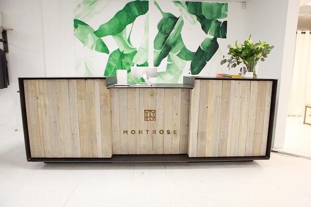 Montrose shop counter