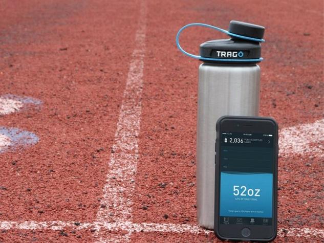 Trago Startup Water Bottle Austin 2016