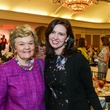 49 Susie Glasscock, left, and Meredith Barineau at the Salvation Army luncheon April 2014