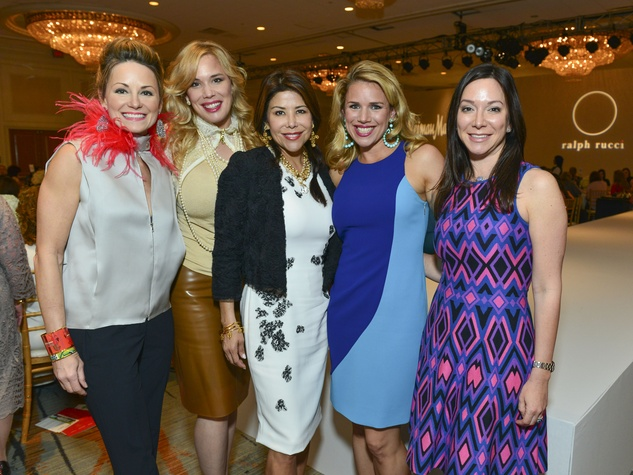 36 at the Best Dressed luncheon March 2014