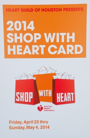 Shop With Heart Card, American Heart Association