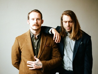 Penny & Sparrow/Andy Baxter and Kyle Jahnke