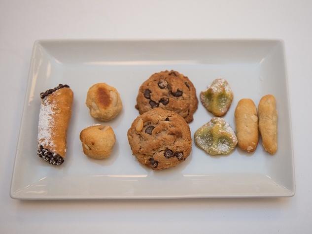 MFA Cafe pastries