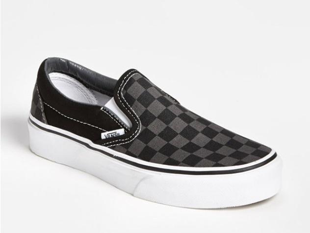 nordstrom Vans 'Classic - Checker' Sneaker