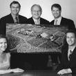 Lamar Hunt and family