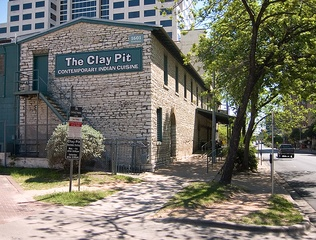 Austin photo: Places_Food_Clay Pit_Exterior