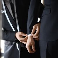Burberry Custom Tailoring, measuring tape, pin, tailor, December 201